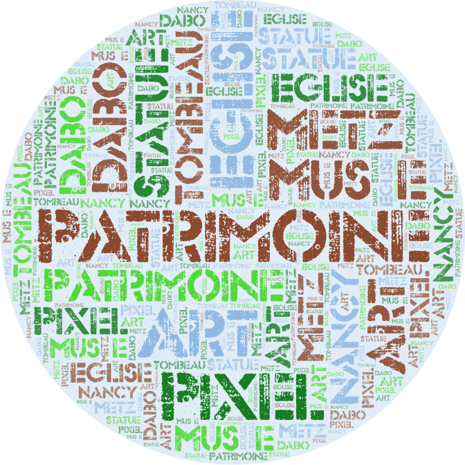 Logo patrimoines lorrains